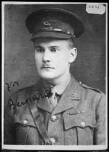 Bernard Freyberg, 1916.  [ATL 1/2-112438-F]